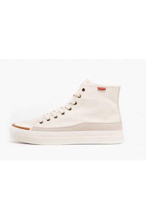 Levi's Square High Shoes Crema / Ecru