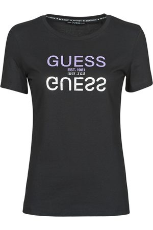 Guess Camiseta SS CN GLENNA TEE para mujer
