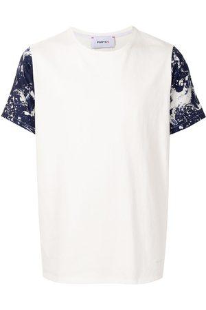 Ports V Camiseta con motivo de pintura