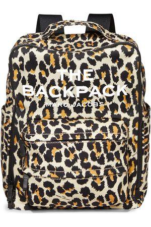 Marc Jacobs Mujer Mochilas - Mochila con estampado de leopardo