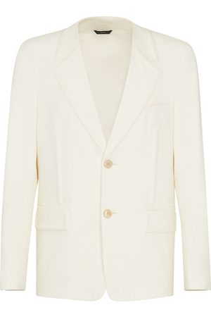 Fendi Blazer con botones en relieve