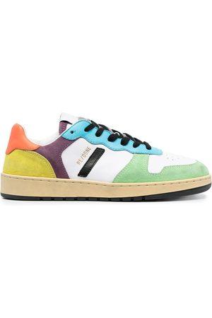 RE/DONE Zapatillas bajas con diseño colour block
