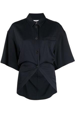 AMBUSH Camisa con dobladillo con aberturas