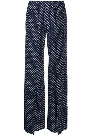 Ralph Lauren Pantalones palazzo Saunders