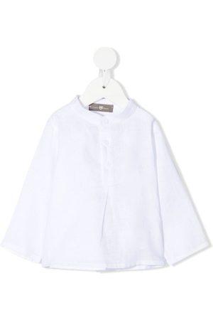 LITTLE BEAR Camisa con diseño de túnica