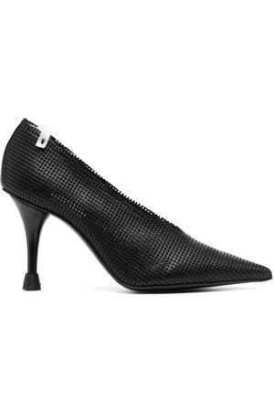 Premiata Zapatos de tacón con perforaciones