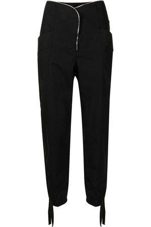 RTA Pantalones con detalle de cremalleras