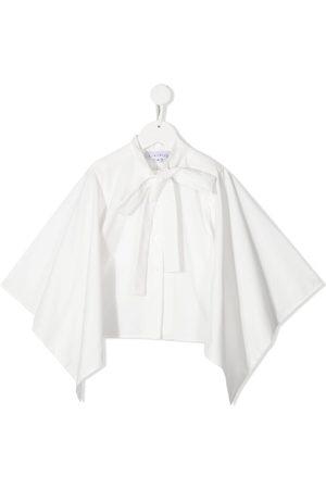 SEÑORITA LEMONIEZ Blusa Kioto con cuello lazado