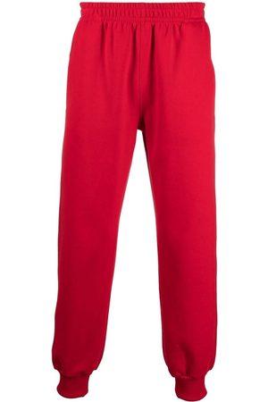 Styland Pantalones de chándal con parche del logo