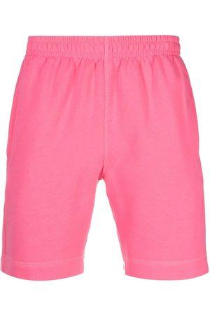 Styland Pantalones cortos de deporte con parche del logo