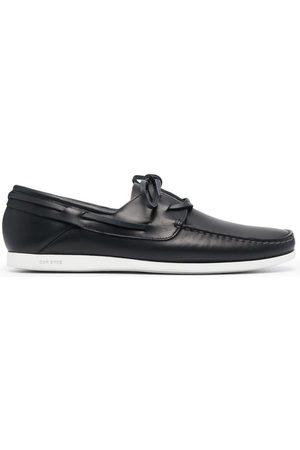 CAR SHOE Zapatos náuticos con acabado pulido