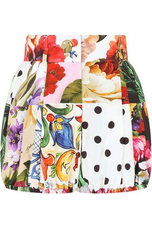 Dolce & Gabbana Pantalones cortos con varios estampados
