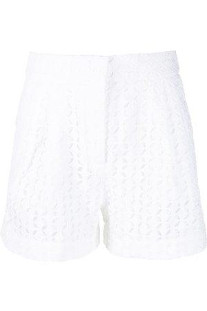 Michael Kors Shorts con diseño perforado