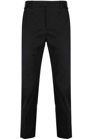PT01 Pantalones chinos slim capri