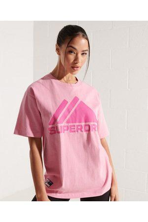 Superdry Camiseta monocromática Mountain Sport