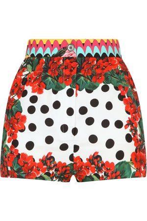 Dolce & Gabbana Shorts con varios estampados