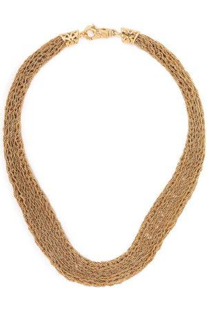EMANUELE BICOCCHI Collar de ganchillo