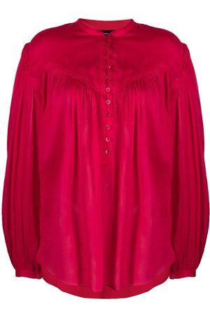 Isabel Marant Camisa con botones y manga larga