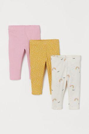 H&M Pack de 3 leggings