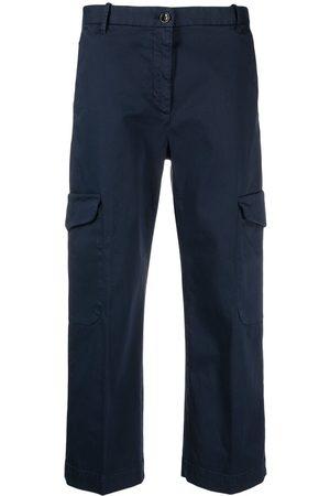 Nine In The Morning Pantalones tipo cargo capri