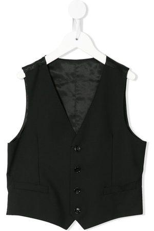 Dolce & Gabbana Chaleco con cuello en V