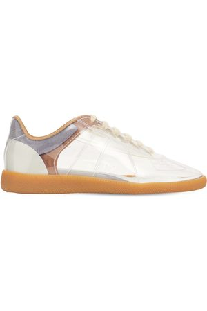 "Maison Margiela | Mujer Sneakers ""replica"" Transparentes 20mm 35"