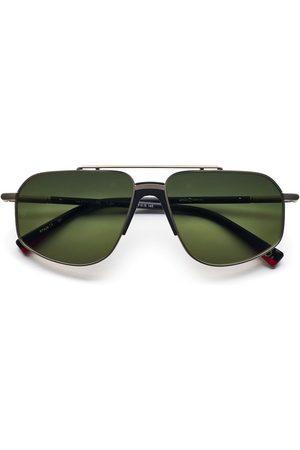 Etnia Barcelona Hombre Gafas de sol - Gafas de Sol Wagon Wheel SLBK