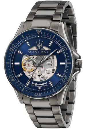Maserati Reloj analógico R8823140001, Automatic, 44mm, 10ATM para hombre