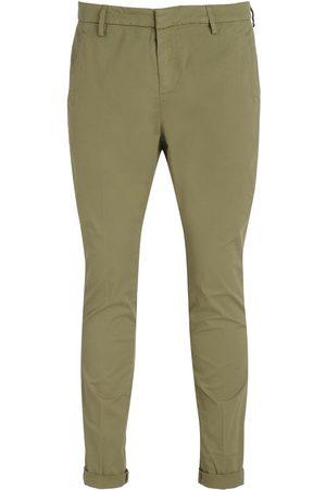 Dondup Pantalón chino Pantalone chino Gaubert in cotone para mujer