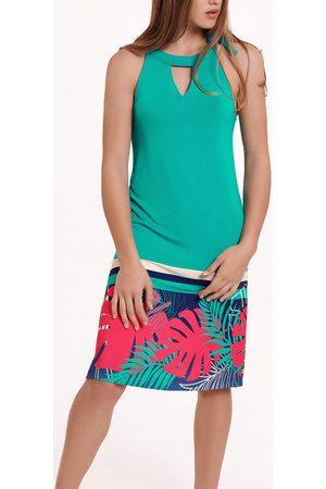 Lisca Mujer De verano - Vestidos Vestido de verano sin mangas Tahiti para mujer