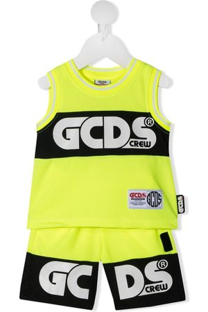 GCDS Conjuntos de ropa - Logo-print tracksuit set