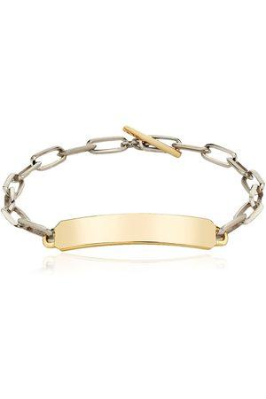 Lizzie Mandler Fine Jewelry Hombre Pulseras - Pulsera OG ID con cadena