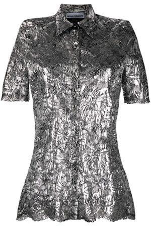 Paco rabanne Mujer Estampadas - Camisa con estampado floral
