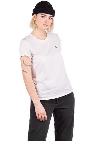 Volcom Mujer Manga corta - Stone Blanks T-Shirt blanco