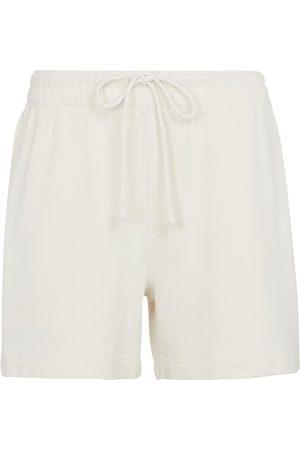 Vince Shorts de chándal de algodón