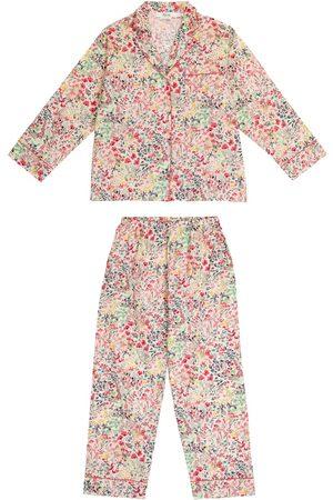 BONPOINT Pijama Dormeur de algodón print Liberty