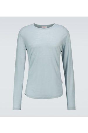 Orlebar Brown Camiseta OB-T de manga larga