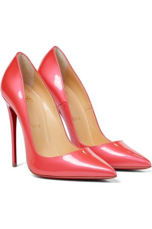 Christian Louboutin Salones So Kate 120 de charol