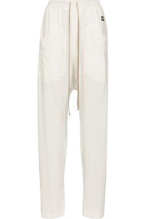 Rick Owens DRKSHDW pantalones cargo de algodón