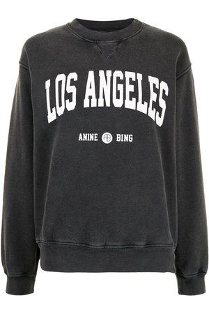 ANINE BING Sudadera Los Angeles