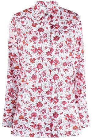 Patou Mujer Estampadas - Camisa con estampado floral