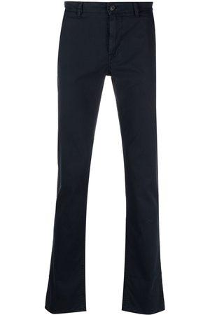 HUGO BOSS Pantalones chinos de talle medio