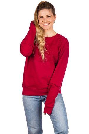 Coal Crystal Crewneck Sweater