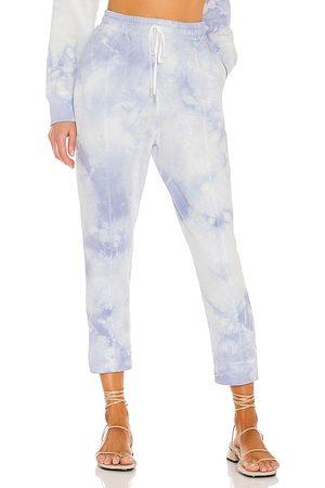 JONATHAN SIMKHAI STANDARD Pantalón deportivo rikki en color azul talla L en - Blue. Talla L (también en XS, S, M