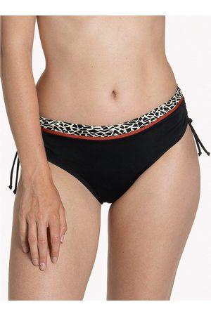 Lisca Bañador Braga de bikini con fruncidos laterales Utila para mujer