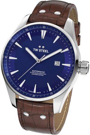 Tw-Steel Reloj analógico ACE323, Automatic, 45mm, 20ATM para hombre