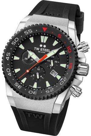 Tw-Steel Reloj analógico ACE401, Quartz, 44mm, 30ATM para hombre