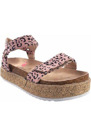 MTNG Sandalias Sandalia niña MUSTANG KIDS 48267 leopardo para niña