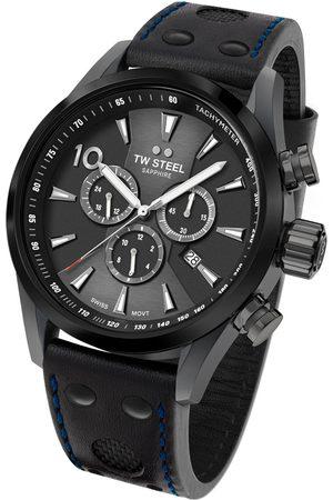Tw-Steel Reloj analógico SVS308, Quartz, 48mm, 10ATM para hombre