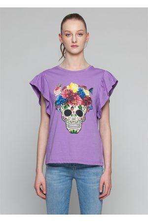 Kocca Camiseta tirantes T-Shirt BRUK para mujer